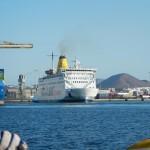 Hafenterminal Arrecife