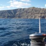 Meerenge zwischen Graciosa und Lanzarote