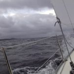 Unterwegs nach Mosterhamn