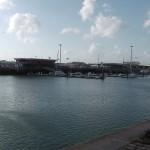 Kleine Marina in Boulogne