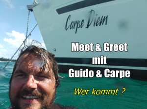 Meet & Greet mit Guido und Carpe